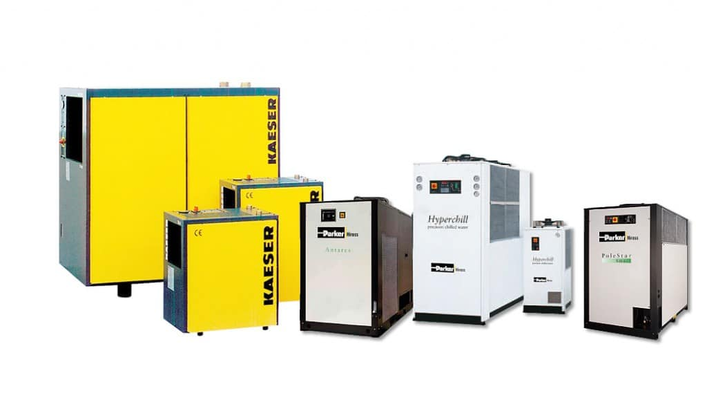Proservice Srl Pesaro - Impianti per essiccatori e refrigeratori industriali